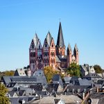 Blick auf Limburg mit Dom